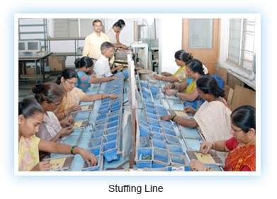 Manufacturer,Supplier,Electronic Manufacturing Services,Telecom